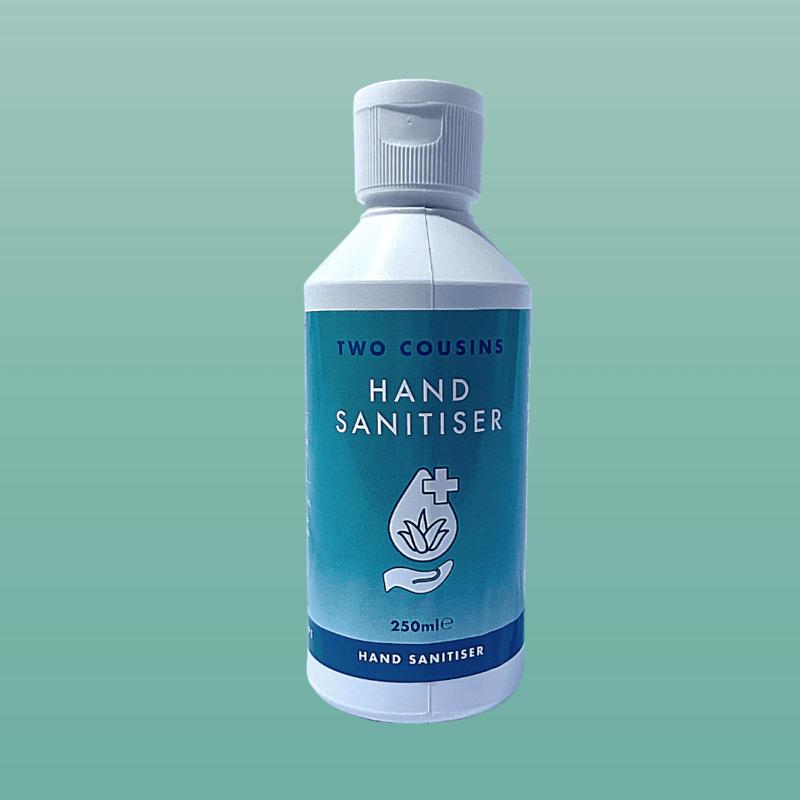 250ml hand sanitiser
